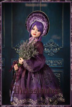 Classical Puppet Steam Band Jumper Lolita Dress Steampunk