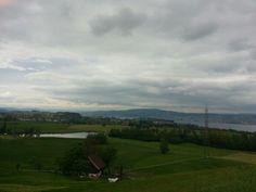 Samstagern Lake of Zurich