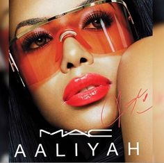 Pin for Later: Do You Think MAC Should Create a Line Honoring Aaliyah? Aaliyah For MAC