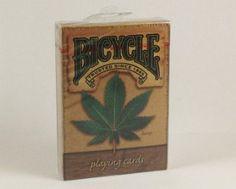 Amazon.com: cáñamo bicicletas Cubierta Naipes: Deportes y aire libre 3,99