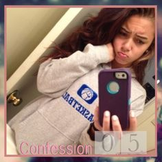 """""""Confession Cinco"""" by kissmyjays-xo ❤ liked on Polyvore"""
