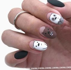In search for some nail designs and some ideas for your nails? Here's our listing of must-try coffin acrylic nails for stylish women. French Tip Acrylic Nails, Almond Acrylic Nails, Summer Acrylic Nails, Best Acrylic Nails, Acrylic Nail Designs, Matte Nails, 3d Nails, Spring Nails, Nail Swag