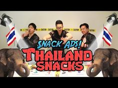 Thai Snacks: Snack Ads! | Two and a Half Asians | Thai Snack Online | Buy Snacks Free Worldwide Shipping
