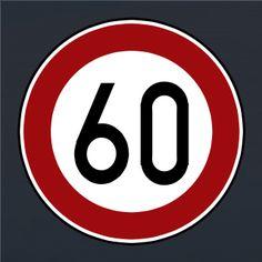 制限速度60マイル #tomatoman714