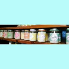 Freshly picked @producecandles in store! #sadiegreens #candles #farmstand