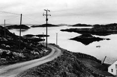Roger Mayne -- Badcall Bay, Scowie, North West Scotland 1983