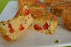 Feestelijk borrelhapje, egg muffins | Lekker en Simpel