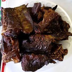 smoked catfish
