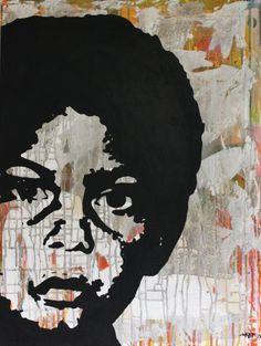 Uden titel [Afrikansk dreng] (2009)