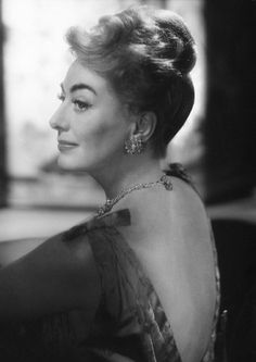"JOAN CRAWFORD ~ BORN: March 1906, San Antonio, TX.  Birth Name: Lucille Fay LeSueur. Married: Douglas Fairbanks, Jr. [29-33]; Franchot Tone [35-39]; Phillip Terry [42-46]; Alfred Steele [56-59}. Children: Son, and adopted daughter; Movies: Grand Hotel; Mildred Pierce [Oscar]; Humoresque; Sudden Fear; and What Ever Happened to Baby Jane?"", among many.  Died: May 1977, New York, NY [heart attack]."