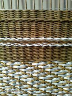 minta Плетение - Два короба