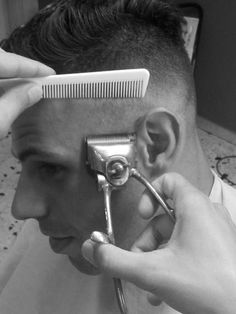 shaved nape, high and tight | Short Haircuts | Pinterest ...