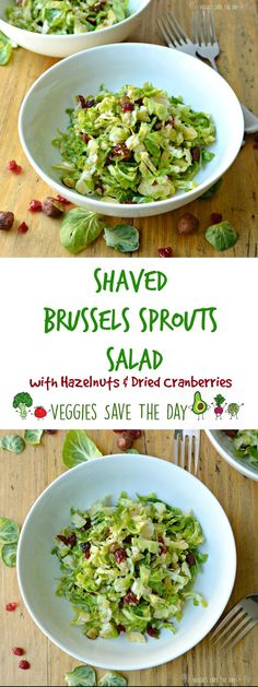 Brussels sprouts are often eaten cooked, but they are equally delicious raw like…