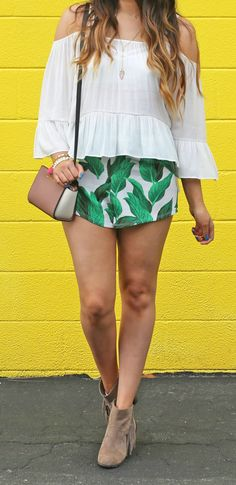 So much yes with these shorts. Hello summer, I'm ready for you!