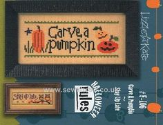 Buy Carve a Pumpkin  - Stay Up Late Double Flip Chart Online at www.sewandso.co.uk