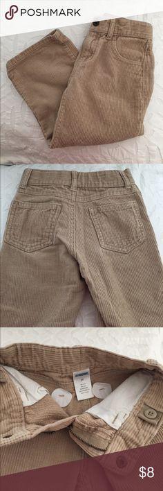 Toddler Gymboree Corduroy Pants Super soft, comfy corduroy pants. Adjustable waist. Gymboree Bottoms Casual