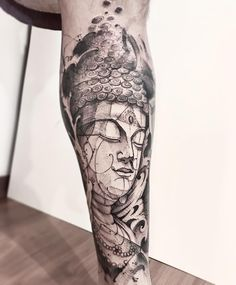 "1,977 Me gusta, 16 comentarios - Lincoln Lima (@lincolnlimatattoo) en Instagram: ""Budah. findmyself @equilattera @tattooistartmag @tattoo2me @tattoosnob @galeriatattoo @tattooguest…"""