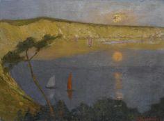 .:. Οικονόμου Μιχαήλ – Michail Oikonomou [1888-1933] Along the Shore