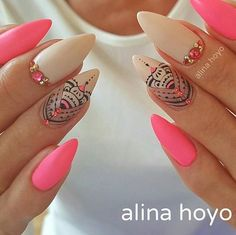 "2,873 Likes, 10 Comments - Ugly Duckling Nails Inc. (@uglyducklingnails) on Instagram: ""Beautiful nails by @alinahoyonailartist ✨Ugly Duckling Nails page is dedicated to promoting…"""