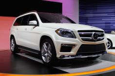 2013 Mercedes-Benz GL Class Pictures/Photos Gallery - MotorAuthority