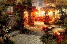 Vibrant Paintings by Dae Chun Kim   Cuded