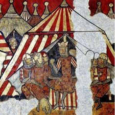 Mural paintings of the Conquest of Majorca - Wikipedia, the free encyclopedia late 13th century