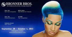 Coming up! #Arlington #TX: Bronner Brothers 2013 International @Bronner Bros Hair Show - Black Folk Hot Spots