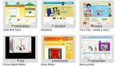 Cuenta-Historias Digitales. Herramientas TIC para crear cuentos