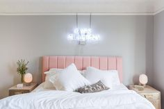 Bringing a Dreamy Bedroom into Reality