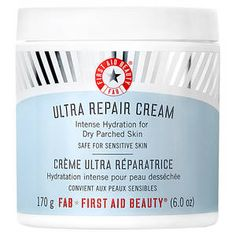 Ultra Repair Cream Intense Hydration - Crème hydratation intense - FIRST AID BEAUTY