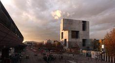 UC Innovation Center (Foto: Nina Vidic/ Divulgação)