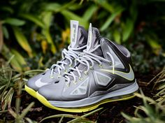 huge selection of bd70e 45e82 Inspired by the rare yellow tinted canary diamonds, Nike Basketball  continues the diamond theme of the Lebron X. The kicks are scheduled to  release on the