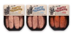 Simply Sausages are available from Waitrose stores