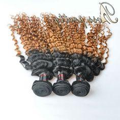 84.15$  Buy now - https://alitems.com/g/1e8d114494b01f4c715516525dc3e8/?i=5&ulp=https%3A%2F%2Fwww.aliexpress.com%2Fitem%2FRoss-Pretty-hair-Brazilian-deep-wave-shiny-ombre-Brazilian-hair-bundles-color-1b-30-grade-7a%2F32748469454.html - Ross Pretty hair Brazilian deep wave shiny ombre Brazilian hair bundles color  #1b/30 grade 7a double weft remy hair extensions 84.15$