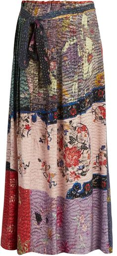 BY WALID Nadine floral-print silk maxi skirt  https://api.shopstyle.com/action/apiVisitRetailer?id=541039619&pid=uid2500-37484350-28