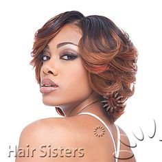 Sensationnel Human Hair Weaving Premium Now Bump J Feather 7 Bump Hairstyles, African Hairstyles, Weave Hairstyles, Hairstyle Short, Hairdos, Feathered Bob, Natural Hair Styles, Short Hair Styles, Braid Styles