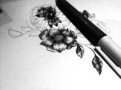 WIP flower