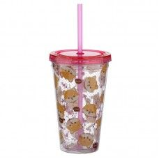 Shiba Inu Dog Double Walled Reusable Cup with Lid and Straw Reusable Cup, Funky Design, Shiba Inu, Cold Drinks, Cool Designs, Cups, Wall, Dog, Children