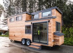 It's no wonder that California is a hotbed of tiny houses—the cost of housing warrants it. However, the father and son team California Tiny House are trying to curtail the higher prices in one of the Plan Tiny House, Tiny House Trailer Plans, Tiny House Company, Tiny House Blog, Best Tiny House, Tiny House Cabin, Tiny House Living, Tiny House Design, Tiny House On Wheels