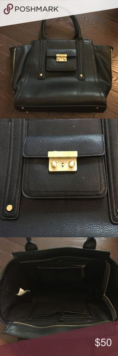 3.1 Phillip lim for target 3.1 Phillip lim for target large satchel! This purse is in excellent condition. I also have the large wallet that matches for sale in my closet. Smoke free home 3.1 Phillip Lim for Target Bags Satchels