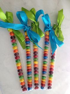 100 Clear cellophane cello bags lollies candy tube great for lolly candy buffet on Etsy, $5.99 AUD