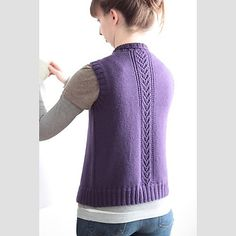 Ravelry: Project Gallery for Lilac Trail pattern by Elizabeth Smith
