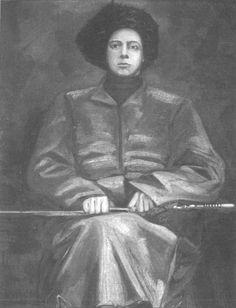 Данило Терпило (отаман Зелений). Малюнок Кия Данилейка.