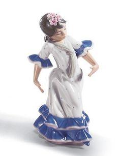 bailarina de porcelana