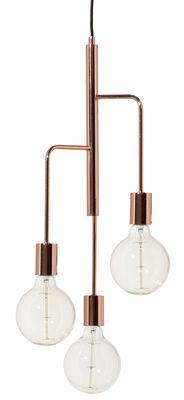 Suspension Cool / Ø 25 x H 55 cm Cuivre - Frandsen - Made in design - 240€