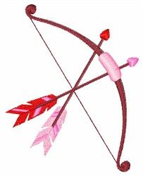 Holidays Embroidery Design: Cupids Weapon from Hopscotch