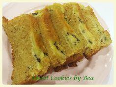 Mira qué aspecto tan rico tiene este plum cake con kiwi que nos invitan a probar desde el blog SWEET COOKIES BY BEA.