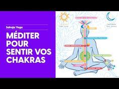 Méditation pour sentir ses chakras - YouTube Pranayama, Mantra, Yoga Position, Plexus Solaire, Les Chakras, Ayurveda, Map, Memes, France
