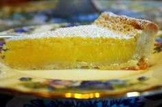 The Best Lemon Tart in the World An old French recipe, adapted by Kevin Lee Jacobs (www.kevinleejacobs.com) Ingredients for one 9-inch diame...