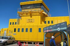nunavut airport departures